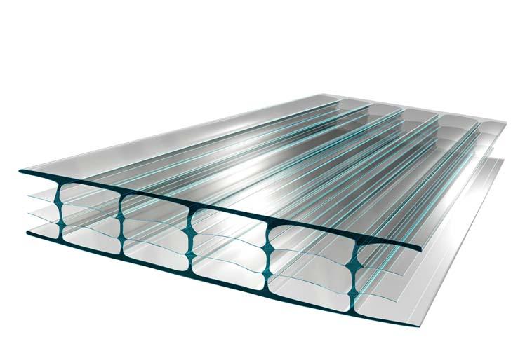 Komůrkový polykarbonát (lexan) » Zateplení oken – IST plus